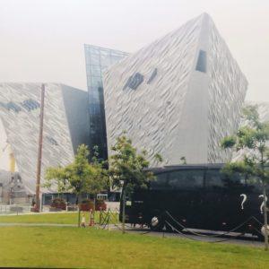 BELFAST museo del TITANIC